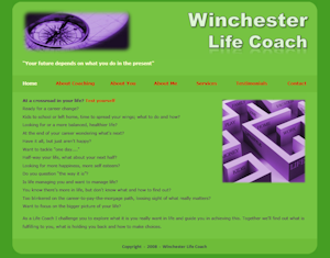 winchester life coach